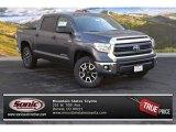 2015 Magnetic Gray Metallic Toyota Tundra SR5 CrewMax 4x4 #99250408