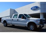 2015 Oxford White Ford F250 Super Duty XL Crew Cab #99250600