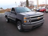 2015 Chevrolet Silverado 1500 WT Regular Cab 4x4 Data, Info and Specs