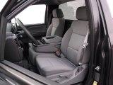 2015 Chevrolet Silverado 1500 WT Regular Cab 4x4 Front Seat