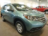 2014 Mountain Air Metallic Honda CR-V LX AWD #99250890