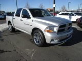 2012 Bright Silver Metallic Dodge Ram 1500 ST Crew Cab 4x4 #99250786