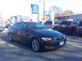 2009 Black Sapphire Metallic BMW 3 Series 335xi Coupe #99250510