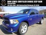 2015 Blue Streak Pearl Ram 1500 Express Quad Cab 4x4 #99250734