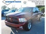 2012 Flame Red Dodge Ram 1500 Sport Crew Cab 4x4 #99250857