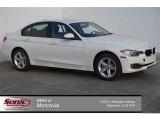 2015 Alpine White BMW 3 Series 320i Sedan #99289183
