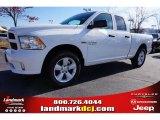 2014 Bright White Ram 1500 Express Quad Cab #99289015