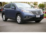 2012 Twilight Blue Metallic Honda CR-V EX #99289100