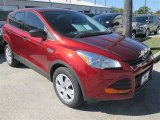 2015 Sunset Metallic Ford Escape S #99288909