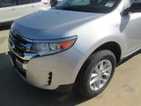 2014 Ingot Silver Ford Edge SE #99288895