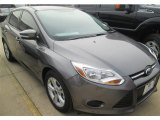 2014 Sterling Gray Ford Focus S Sedan #99288893