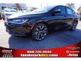 2015 Black Chrysler 200 S #99289020