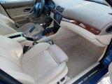 2002 BMW 5 Series Interiors