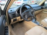 2003 Subaru Forester Interiors