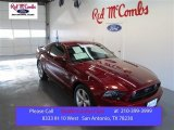 2014 Ruby Red Ford Mustang GT Coupe #99288938