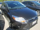 2013 Tuxedo Black Ford Focus S Sedan #99288936