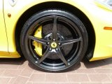 Ferrari 458 2011 Wheels and Tires