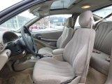 2002 Pontiac Sunfire Interiors