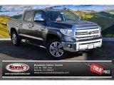 2015 Magnetic Gray Metallic Toyota Tundra 1794 Edition CrewMax 4x4 #99326868