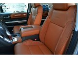 2015 Toyota Tundra 1794 Edition CrewMax 4x4 Front Seat