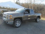 2015 Brownstone Metallic Chevrolet Silverado 1500 LT Double Cab 4x4 #99327049
