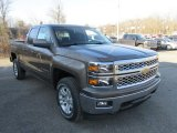 Brownstone Metallic Chevrolet Silverado 1500 in 2015