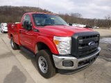 2015 Ford F350 Super Duty XL Regular Cab 4x4 Utility Data, Info and Specs