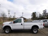 2015 Oxford White Ford F250 Super Duty XL Regular Cab 4x4 #99326951