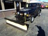 2006 Midnight Blue Pearl Jeep Wrangler Sport 4x4 #99327404