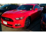 2015 Competition Orange Ford Mustang V6 Coupe #99326997