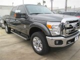 2015 Magnetic Ford F250 Super Duty Lariat Crew Cab 4x4 #99326994