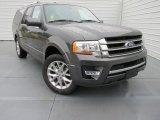 2015 Magnetic Metallic Ford Expedition EL Limited #99327222