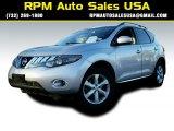 2009 Brilliant Silver Metallic Nissan Murano S AWD #99327479
