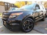 2014 Tuxedo Black Ford Explorer Sport 4WD #99327304