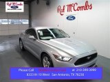 2015 Ingot Silver Metallic Ford Mustang EcoBoost Coupe #99326982