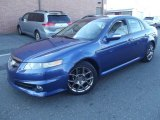 2007 Kinetic Blue Pearl Acura TL 3.5 Type-S #99327217