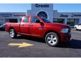 2014 Deep Cherry Red Crystal Pearl Ram 1500 Express Quad Cab #99327201