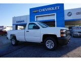 2015 Summit White Chevrolet Silverado 1500 WT Regular Cab #99327262
