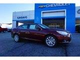 2015 Butte Red Metallic Chevrolet Malibu LT #99327261