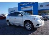 2015 White Diamond Tricoat Buick Enclave Premium #99327255