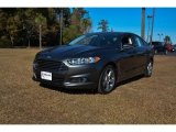 2015 Magnetic Metallic Ford Fusion SE #99327359