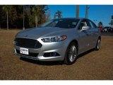 2015 Ingot Silver Metallic Ford Fusion Titanium #99327357