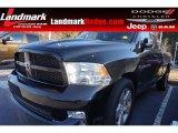 2012 Black Dodge Ram 1500 ST Quad Cab #99327161