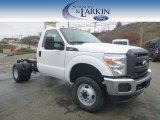 2015 Ford F350 Super Duty XL Regular Cab 4x4 Chassis Data, Info and Specs