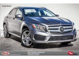 designo Mountain Grey Magno Mercedes-Benz GLA in 2015