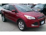 2015 Sunset Metallic Ford Escape SE #99375127