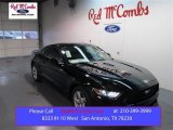 2015 Black Ford Mustang V6 Coupe #99375123