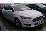 2015 Oxford White Ford Fusion SE #99395424