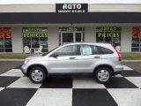 2009 Alabaster Silver Metallic Honda CR-V LX 4WD #99395543