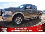 2015 Prairie Pearl Ram 1500 Laramie Long Horn Crew Cab #99395449